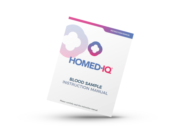 Homed-IQ Bloed Monster Handleiding