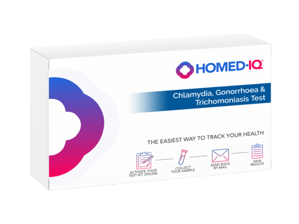 Chlamydia, Gonorroe & Tricho Test